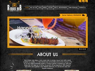 website builder in delhi